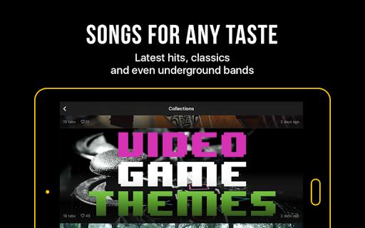 Ultimate Guitar: Tabs & Chords 6.5.7 Screenshots 12