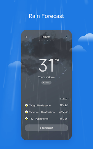 Weather - By Xiaomi modavailable screenshots 6