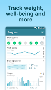 Pill Reminder & Medication Tracker – MyTherapy for Android – Download APK 2021 5