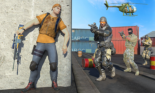 Sniper Game Of Commando Strike 5 screenshots 4