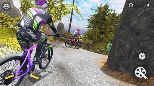 Xtreme Mountain Bike Downhill Racing - Offroad MTB screenshots 8