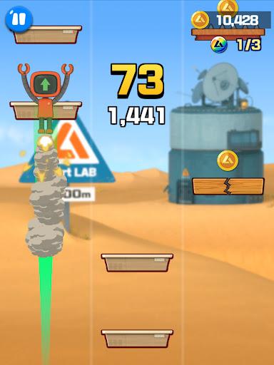 Maca&Roni: Jump Action Arcade 1.1.9 screenshots 7