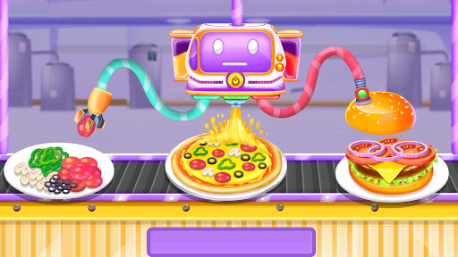 Cake Pizza Factory Tycoon: Kitchen Cooking Game screenshots 1