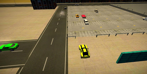 Code Triche the city of cars | racing and escape the police apk mod screenshots 3