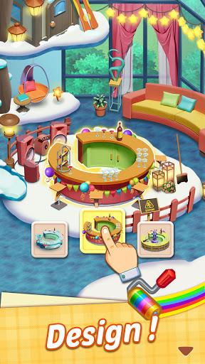 my mansion – match 3 & design home screenshot 2