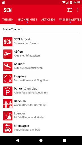 SCN Airport For PC Windows (7, 8, 10, 10X) & Mac Computer Image Number- 5
