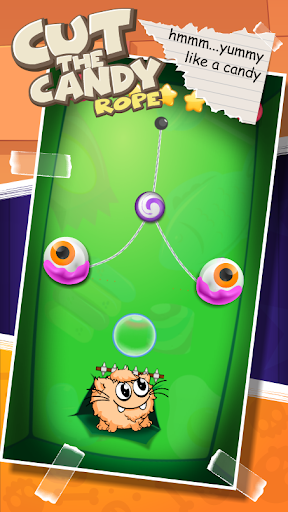 Cut The Candy Rope 5.0 screenshots 5