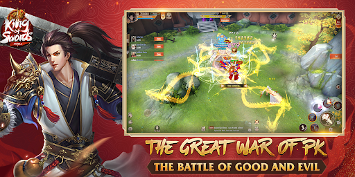King Of Swords Mobile  screenshots 11