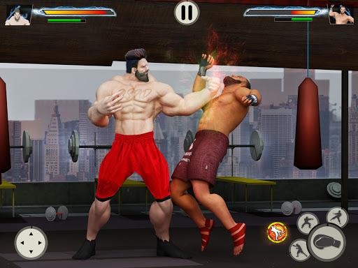 GYM Fighting Games: Bodybuilder Trainer Fight PRO  screenshots 12