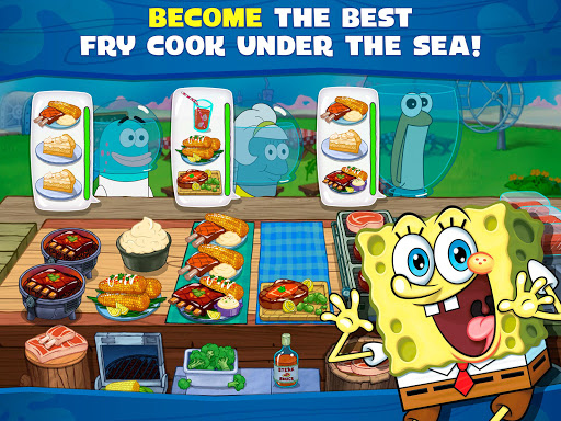 SpongeBob: Krusty Cook-Off 1.0.24 screenshots 9