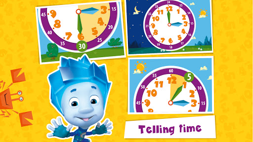 The Fixies Cool Math Learning Games for Kids Pre k 5.1 Screenshots 14