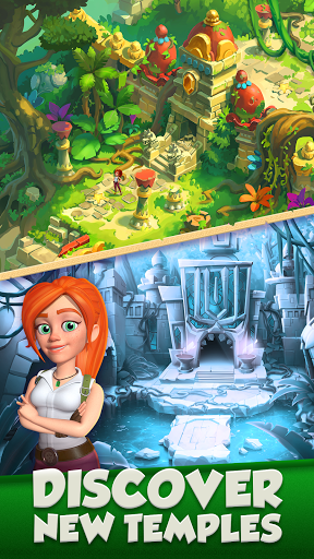 Temple Run: Treasure Hunters  screenshots 6