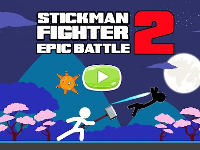Stickman Fighter Epic Battle 2 Screenshot