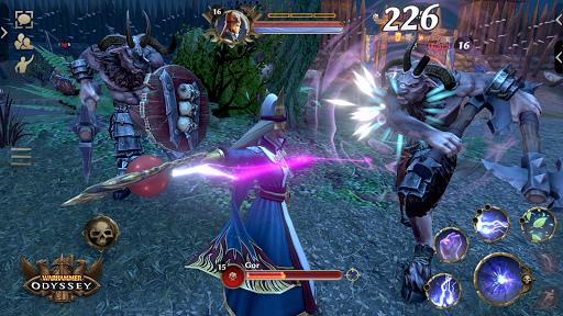 Warhammer: Odyssey MMORPG 1.0.6 screenshots 17