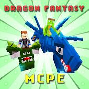 🐲 MCPE Dragon Fantasy