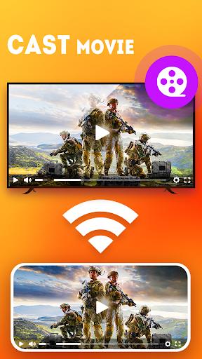 EasyCast - cast phone to tv, Roku, Fire TV, Xbox apktram screenshots 1