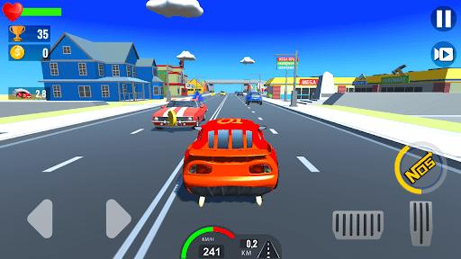 Super Kids Car Racing In Traffic 1.13 Screenshots 6