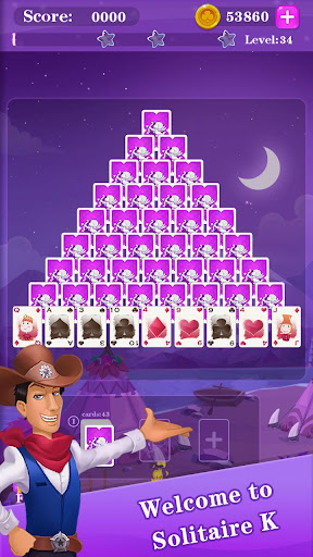 Cowboy Solitaire K apklade screenshots 1