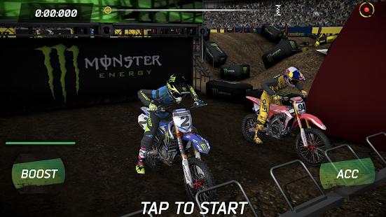 Monster Energy Supercross Game screenshots 4