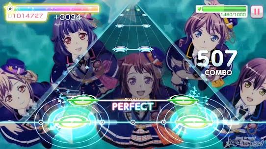 BanG Dream! Girls Band Party! [EN] MOD APK 4.4.1 (Menu Mod) 8