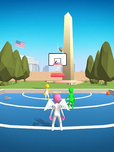 Five Hoops - Basketball Game  screenshots 9
