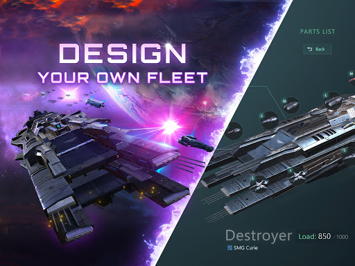 Stellaris: Galaxy Command, Sci-Fi, space strategy  screenshots 23