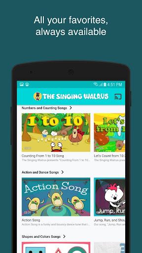 The Singing Walrus screenshots 3