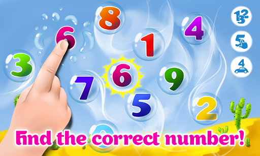 Learning numbers for kids - kids number games! 👶  screenshots 3
