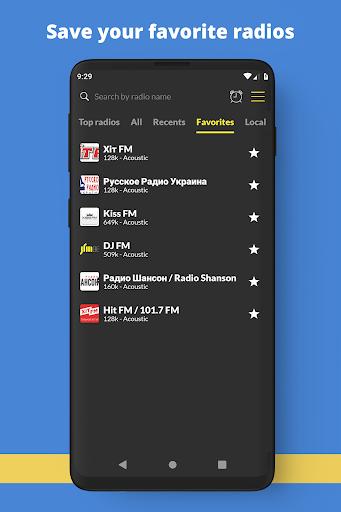 radio ukraine: free fm radio online screenshot 3