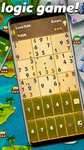Best Sudoku (Free) android2mod screenshots 2
