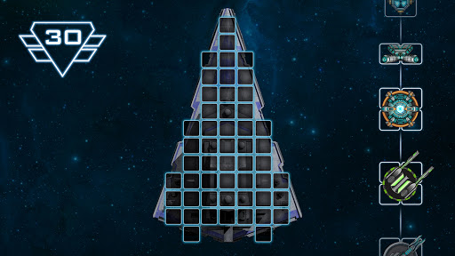 Space Arena: Spaceship game - Build & Fight android2mod screenshots 6