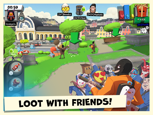 Snipers vs Thieves: Classic! android2mod screenshots 7