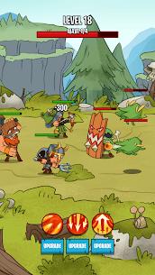 Semi Heroes 2: Endless Battle RPG Offline Game 1.2.2 Apk + Mod 1