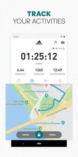 adidas Running App – Your Sports & Run Tracker