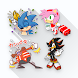 Stiker WA Blue Hedgehog 2021 For WAStickerApps - Androidアプリ