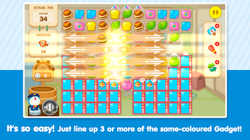 LINE: Doraemon Park 2.5.1 screenshots 12