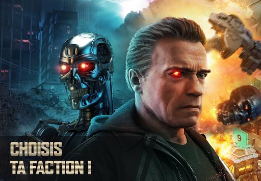 Télécharger Gratuit Terminator Genisys: Future War  APK MOD (Astuce) screenshots 1