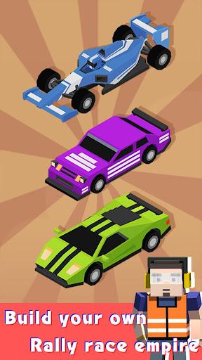 Merge Car Racer - Idle Rally Empire  screenshots 11