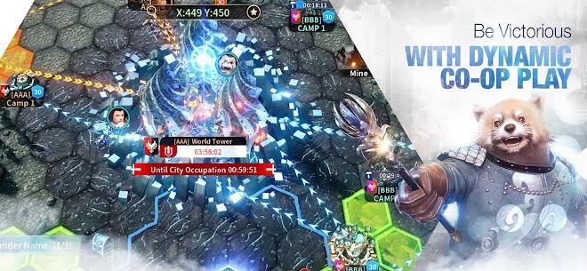 TERA: Endless War APK MOD HACK (Oro/ Cristales ilimitados) 5