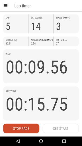 Speed Logic screen 1
