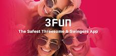 3Fun - 3P&交換セックスを求める人のための出会い系アプリのおすすめ画像1