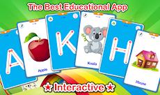 ABCの子供向けゲーム (英語学習)のおすすめ画像1