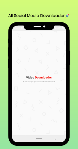 All Social Media Video Downloader screenshot 5