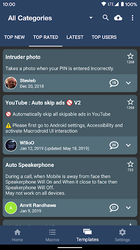 MacroDroid - Device Automation android2mod screenshots 4