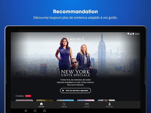 MYTF1 u2022 TV en Direct et Replay modavailable screenshots 13