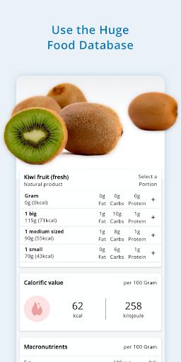 Calorie Counter - Fddb Extender 4.1.7-gms Screenshots 3