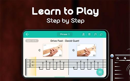 Real Guitar - Free Chords, Tabs & Music Tiles Game 1.5.4 Screenshots 16
