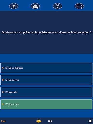 Super Quiz - Culture Gu00e9nu00e9rale Franu00e7ais android2mod screenshots 10
