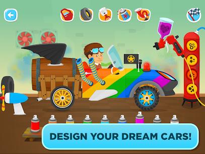 Garage Master – fun car game for kids & toddlers 6