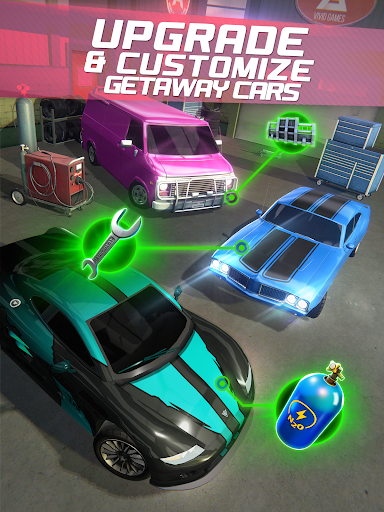 Highway Getaway: Police Chase 1.2.3 Screenshots 9